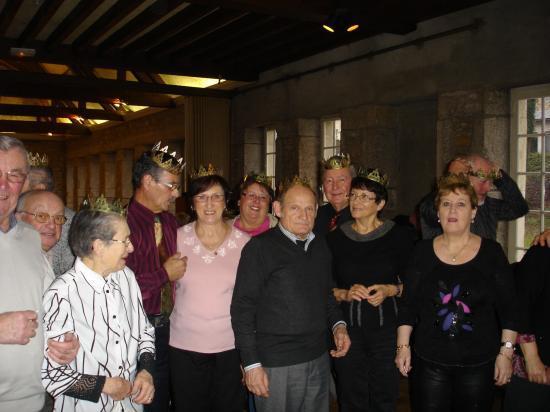 Galette des rois 2011